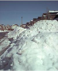 Barrhaven Snow & Houses