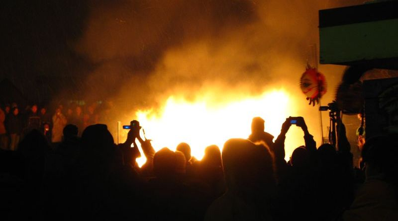 Festival of Lights Kensington Market 2005