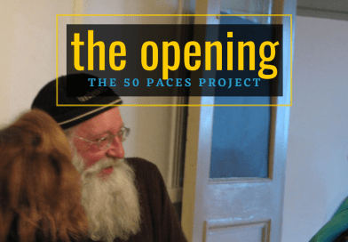 the opening of the 50 Paces Project at the Saint John Arts Centre - unsweetened.ca