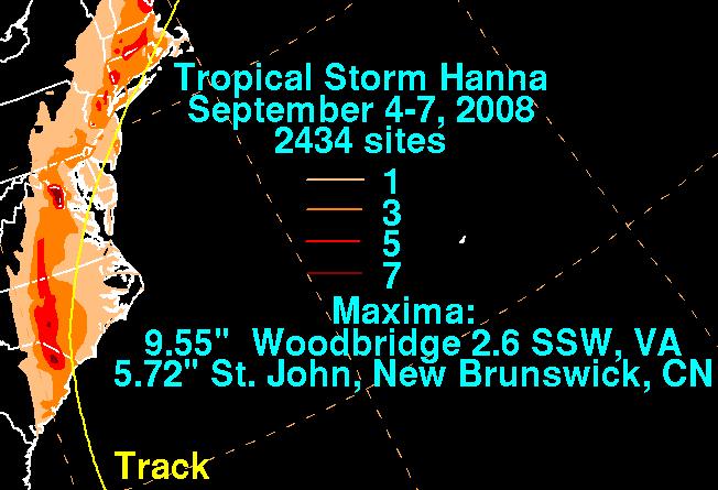 Tropical Storm Hanna