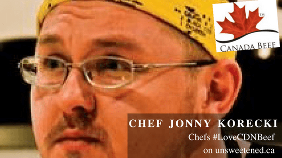 Chef Jonny Korecki