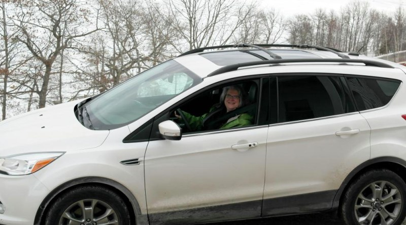 #LexGoFurther - A Ford Escape
