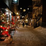 An Evening in Vieux Quebec – A Ford Adventure