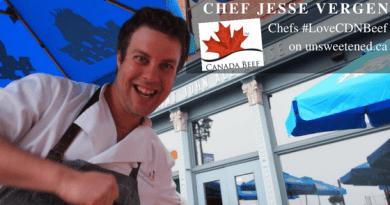 Chef Jesse Vergen