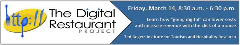 Digital-Restaurant-Project 2014