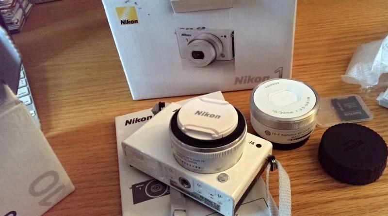 Nikon J4 Camera