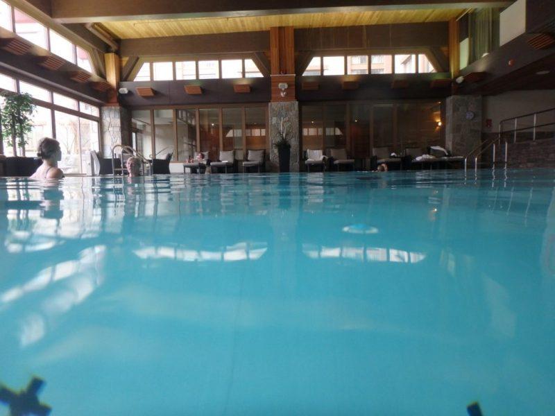 Casino Rama Salt Water Pool
