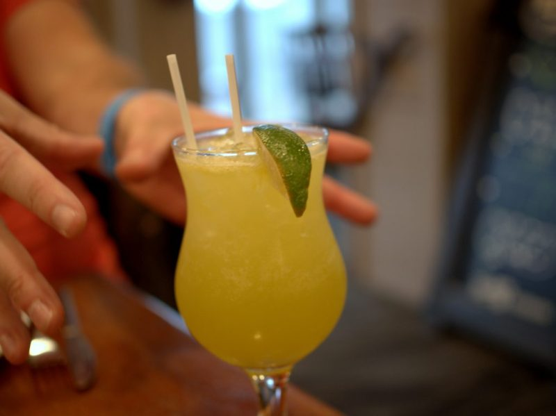 Crazy Horse Margarita - LetsGoMaple