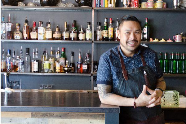 Trevor Lui of Kanpai