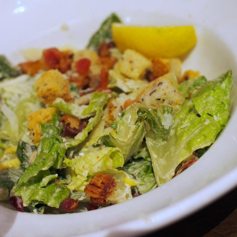 Avocado Caesar Salad Dressing
