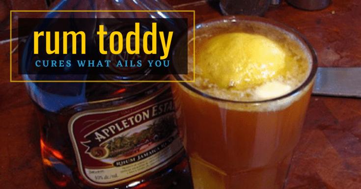 maritime rum toddy recipe