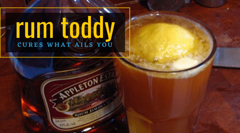 maritime rum toddy recipe