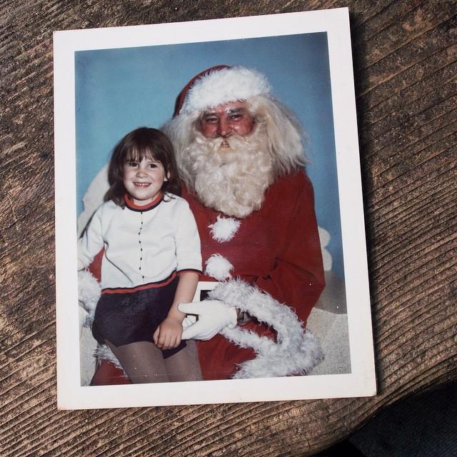 Alexa and Santa Claus
