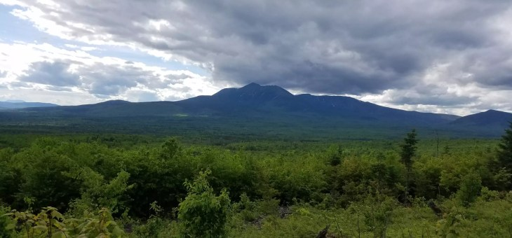 Exploring the Park Loop Road in Katahdin Woods & Waters (KWW)