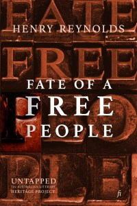 Book Cover: Fate of a Free People
