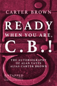 Book Cover: Ready When You Are, C.B.!