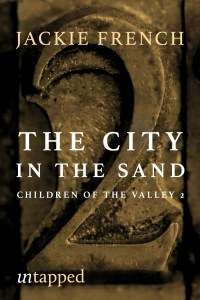 Book Cover: The City in the Sand