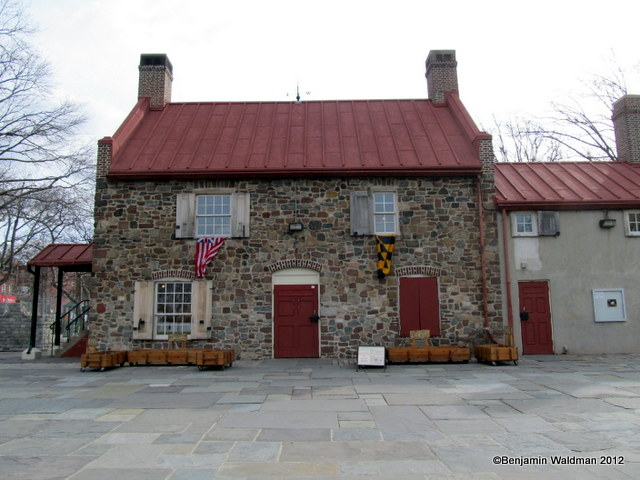 title   Old Stone House Brooklyn