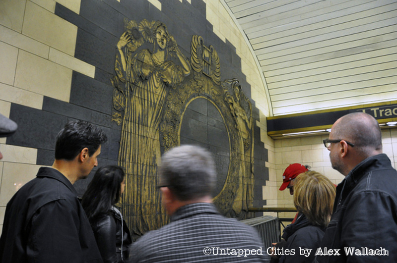 New Original Penn Station Eagle Remnants Found In Newark NJ Parking Lot Untapped Cities