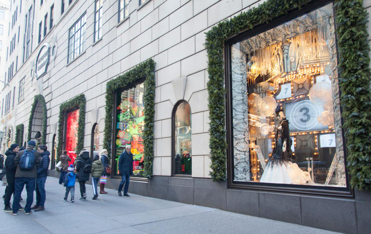 8 Stunning Department Store Holiday Windows To Check Out