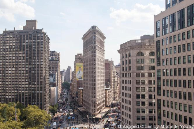 The Top 10 Secrets Of Flatiron Building