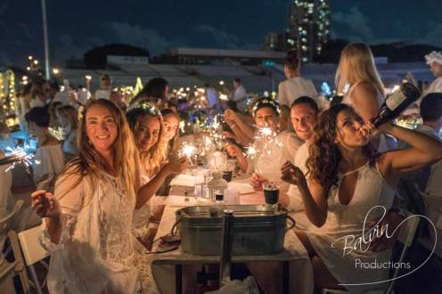 Diner en Blanc Veranstaltungsfotograf