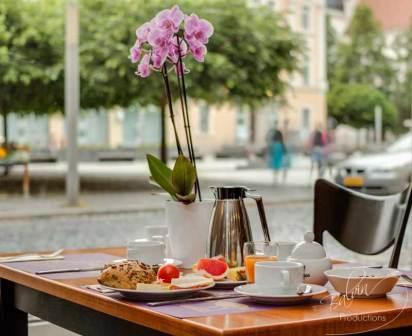 Fotograf Restaurant Frühstück