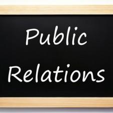 PR und Öffentlichkeitsarbeit