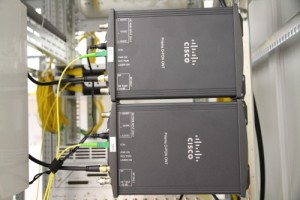 IT-Infrastruktur für Unternehmen: RFT sorgt für die Vernetzung. (© RFT Kabel Brandenburg GmbH)