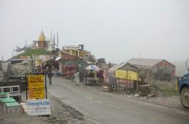 Ein Rastplatz auf Indisch