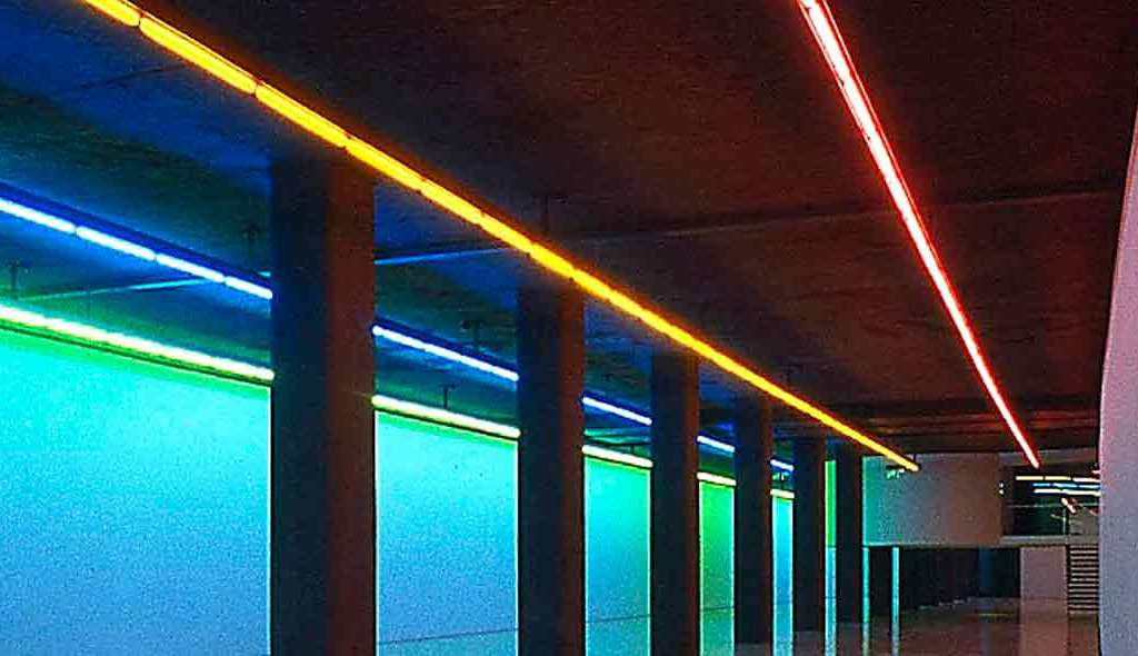 Dan Flavin: untitled (for ksenija)
