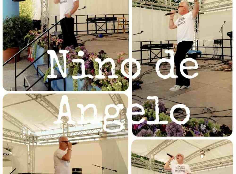 Nino de Angelo in Pfaffenhofen