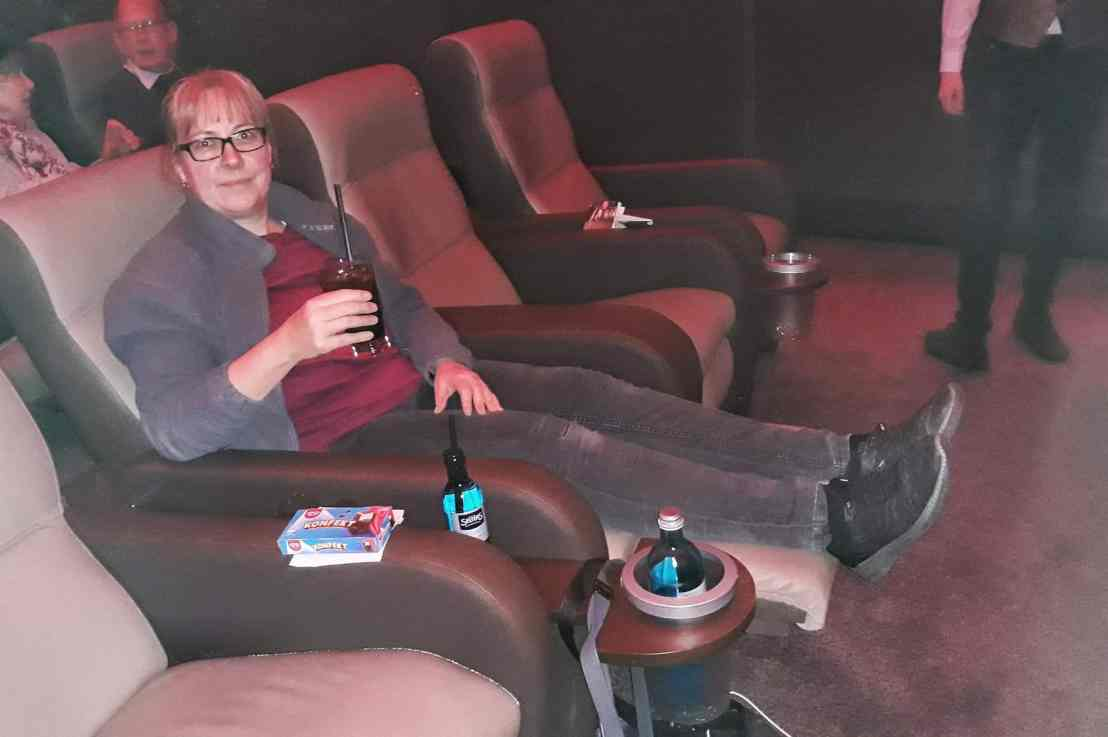 Astor Film Lounge in der Hafencity