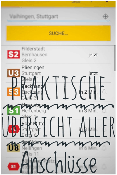 Screenshot ssb pspierloses Ticket Stuttgart sparen