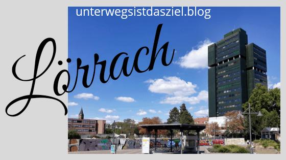 Fotogalerie Lörrach von Oben