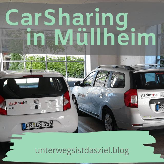 CarSharing in Müllheim, mit Stadtmobil Südbaden auch im ländlicheren Raum mobil