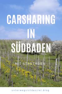 Carsharing in suedbaden mit stadtmobil