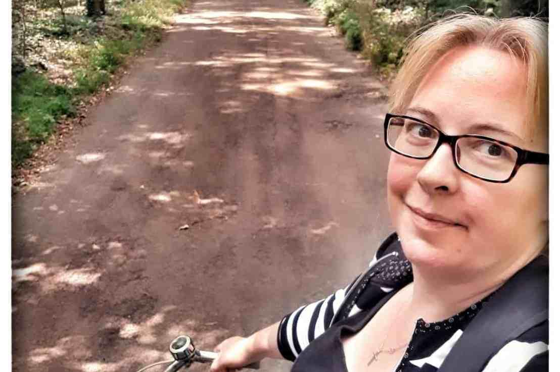 Radtour ab Lörrach mit Picnic von Toogoodtogo an der Wiese