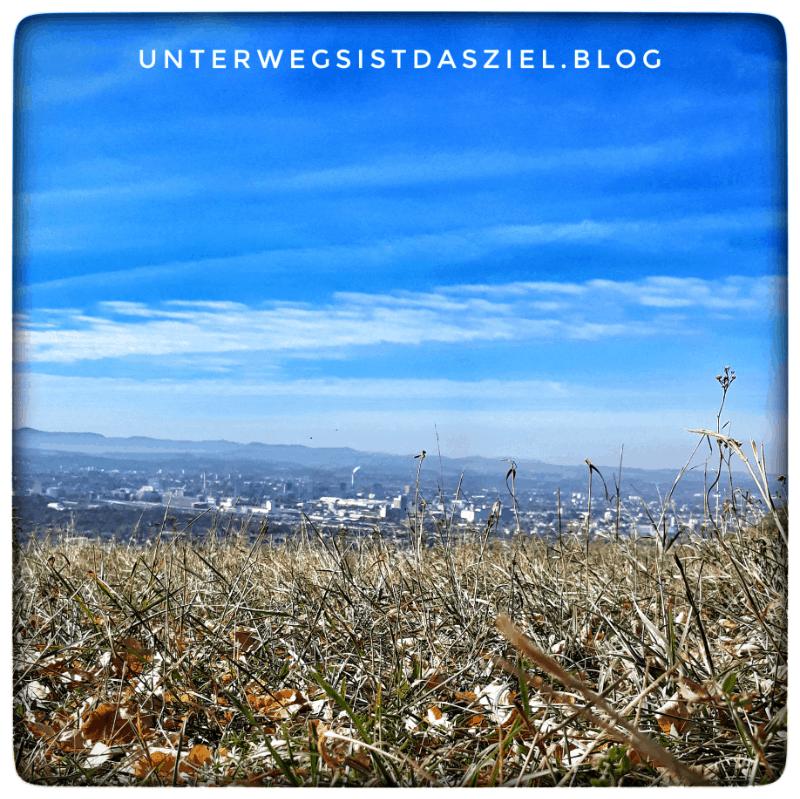Aussicht vom Tüllinger Richtung Weil am Rhein