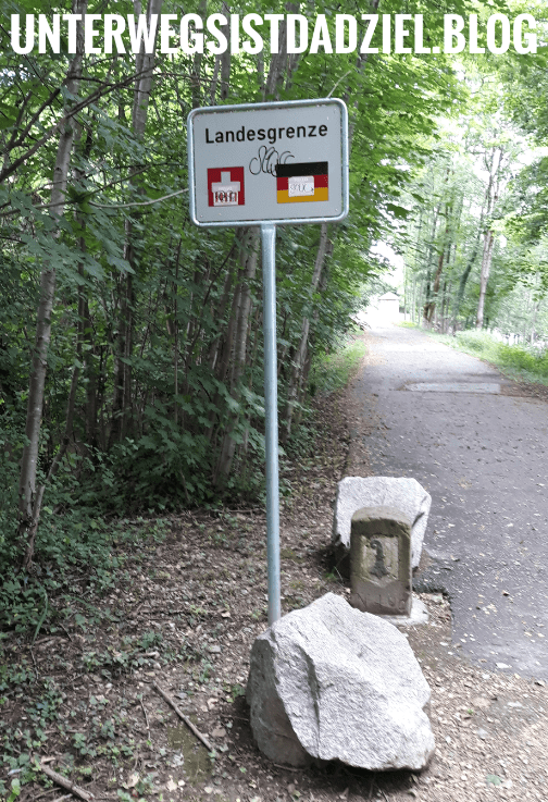 Illegaler Grenzübertritt?