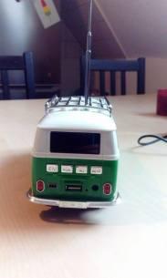 T1 Buli Radio hinten