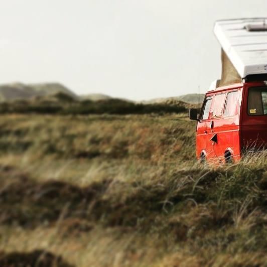 Camping in Dänemark - Dünen, Häfen, Bauernhöfe
