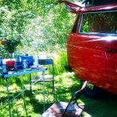 Campingpark Gartow wendland bulli