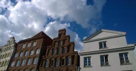 Hansestadt Lübeck Giebel