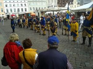Die Schweden kommen!