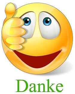 Bildergebnis für dankeschön smiley