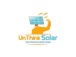 New UnThink logo