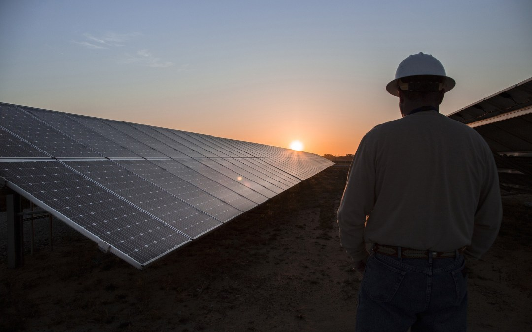 An Open Letter to a 2019 Fossil Fuel Worker from a 2019 Solar Worker