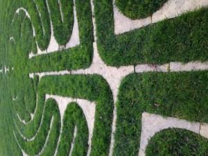 Labyrinth at St John's Lutheran Church, Sunnyvale