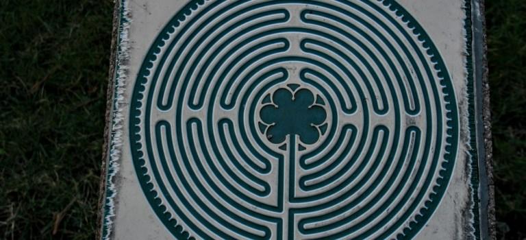 Follow the spiral/spiritual path